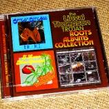 『ネットのタワーレコードで注文したLinval Thompson関係のCDを購入、ほか』の画像