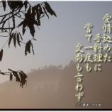 『フォト短歌「お袋の」』の画像