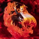 『4月29日(木・祝)一般店頭発売!「フィギュアーツZERO 煉獄杏寿郎 炎の呼吸」サンプル紹介』の画像