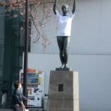 『ブログ「裸体像Tシャツ計画」東京都立川市「朝」その4』の画像