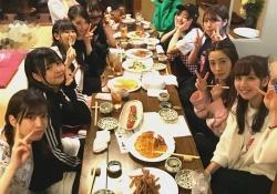 【乃木坂46】安定の琴子×かりんワロタw アンダラ後恒例の食事会様子がコチラ!