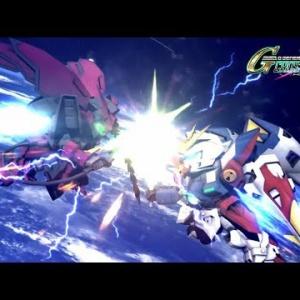 『SDガンダム ジージェネレーションクロスレイズ OPとPV2弾』の画像