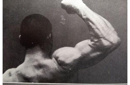 【画像】大正時代の腕相撲師の筋肉wwwwのサムネイル画像