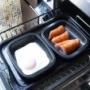 【ニトリ】進化系トースタープレートに驚き!朝食準備時短に最強コンビ♪