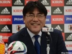 【U23日本代表】手倉森監督がOA枠についてコメント!「浮かれた選手がいたらあおる!」