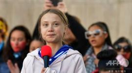 環境少女グレタ、環境賞受賞を拒否…「温暖化対策を求める運動に必要なのは賞ではなく、権力者たちが科学に耳を傾けること」