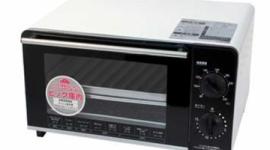 トップバリュのオーブントースターでガラス窓が破損する不具合