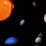 『【宇宙の神秘】太陽系の動きを3D化したgifがスゴイ』の画像