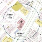『募集【建貸地】越谷市下間久里*国道4号沿い*2区画131坪~』の画像
