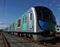 『西武鉄道40000系電車のお披露目』の画像