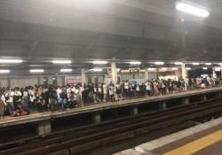 【悲報】京葉線運休決定で大量の乃木坂ファンが駅に残されるwwww