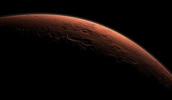 火星上空に巨大な謎の「雲」出現。火星大気の組成に関する謎が深まる