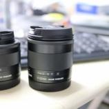 『カメラのレンズを買う』の画像