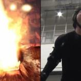 『【MHW:IB】モーションアクトの絵面がなんかシュールwww「ザ・メイキング オブ ラージャン」の映像公開!』の画像