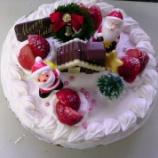 『今日の阿部Q(クリスマスケーキ)』の画像