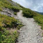 絶対にマネをしてはいけない山歩き。
