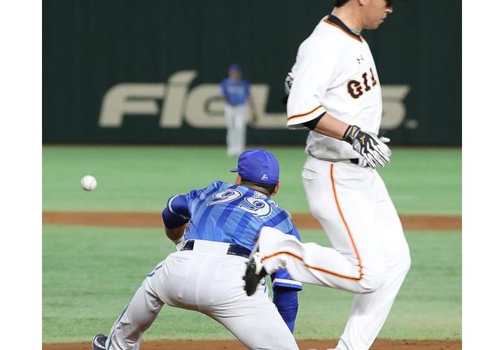 巨人・長野久義 .276  6本  32打点