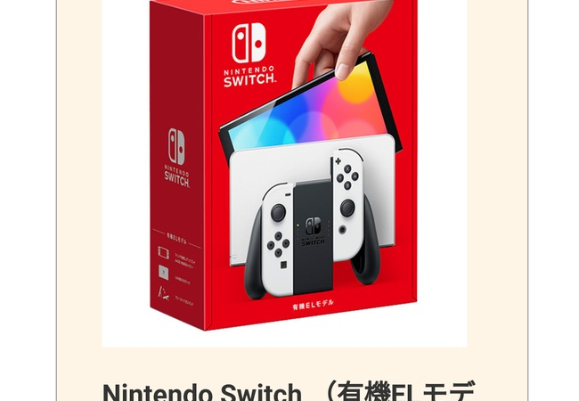 Switch有機EL、倍率4倍