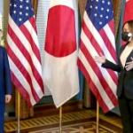 【動画】ホワイトハウスに日本の首相を迎えたのはバイデンではなくハリス副大統領だった!