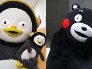韓国のペンスが日本のくまモンの盗作?荒唐無稽な日本の主張=韓国の反応