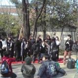 『戸田市後谷公園街角広場でゴスペルコンサートが始まりました!』の画像