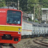 『メトロ車も網撤去!!メトロ6000系6129F』の画像