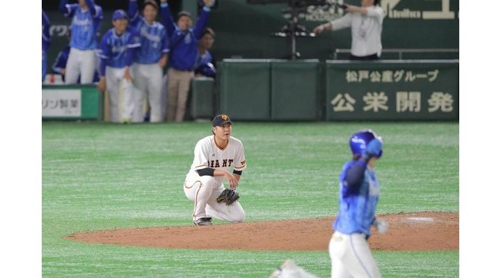 【 悲報 】巨人・宮國、今年の負け9試合のうち4試合に絡んでいた・・・