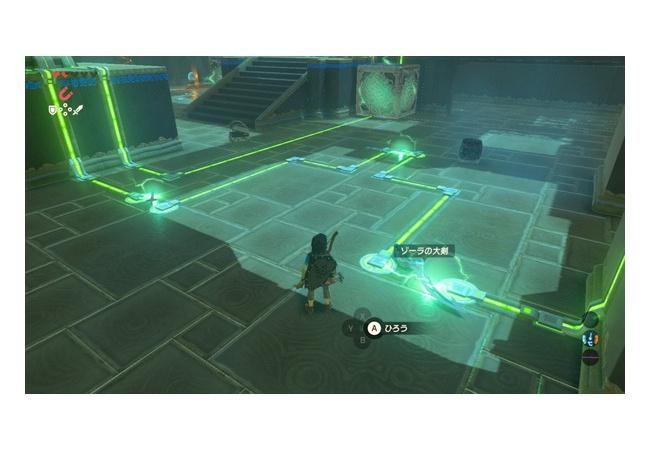 【ゼルダの伝説 ブレスオブザワイルド】電気を繋ぐギミック、面白い方法見つかる