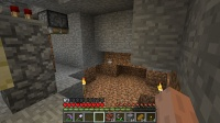 NPC村にとある装置を作る (2)