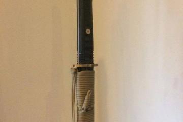 海外「黒人侍!」アメリカ人ラッパーと日本刀の組み合わせがかっこいいと海外で話題