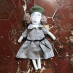 パリのネコ人形と蚤の市  〜 1/2Place