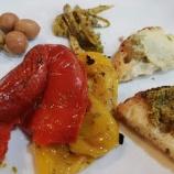 『新鮮野菜がたっぷり!本物のベジタリアン料理』の画像