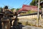 インサイト交野NO.28~森地区。大門酒造さん近くの石灯籠~
