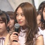『【乃木坂46】桜井玲香さん、卒業間際にして美しすぎだろ・・・【FNSうたの夏まつり】』の画像