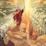 『モーセがカナンに送りこんだスパイが描かれた絵を発見』の画像