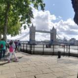 『タワーブリッジとロンドン塔』の画像