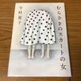 『【読書】「むらさきのスカートの女(今村夏子)」(2019年芥川賞)がスイスイ読めて面白かったって話』の画像
