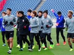 浦和がACL・FCソウル戦に向けてかく乱作戦!?槙野「選手間でディスカッションして修正はできた」