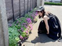 【乃木坂46】花が似合うな...。最新の鈴木絢音が美しい!!!