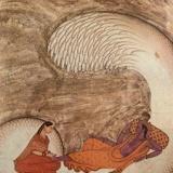【閲覧注意】インド神話に登場する『千の首を持つ大蛇』の絵がこちら・・・・・・
