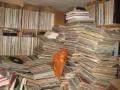 【画像】 25万枚のレコードを保有するコレクターの家の中が「凄まじい」と話題に