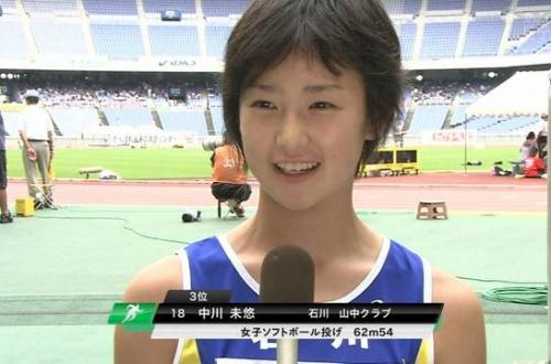 女子小学生(11)「私に遠投で勝ったら彼女のなってあげる♥」のサムネイル画像
