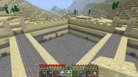 砂漠にオアシス村を作る (2)