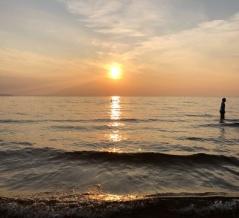 世界一長い淡水ビーチWasaga Beach【カナダ夏の過ごし方2021】