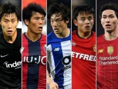 最新の「日本人サッカー選手市場価格」が発表されたけど本田や香川や長友や柴崎とかはもうオワコンなんだな