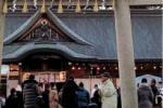 星田神社で節分祭りがあるみたい!〜豆まきは1日3回〜
