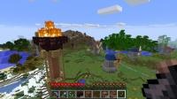 エメラルド山岳区に狼煙の塔 #08を建てる
