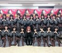 【欅坂46】きゃりーぱみゅぱみゅ、ひらがなけやきとの集合写真が可愛い!