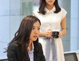 KARAのハラ「ガリレオ」で韓国人OL役 設定が無理矢理すぎww