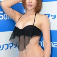手島優、マイナス10kgセクシー美ボディ披露「一生グラビア枠に」 アイドルファンマスター